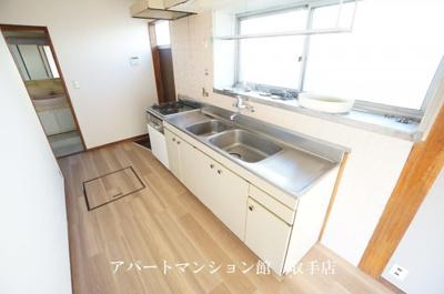 【キッチン】光風台2丁目戸建