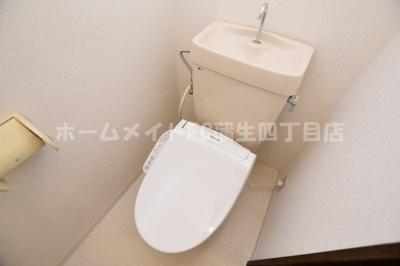 【トイレ】MKマンション玉津