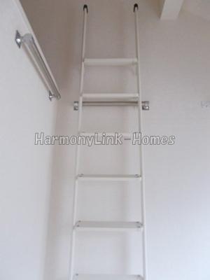 フェリスカームの梯子☆