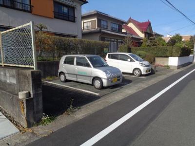 【駐車場】AYハイツ