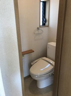 【トイレ】鴻巣市宮前の中古の戸建て