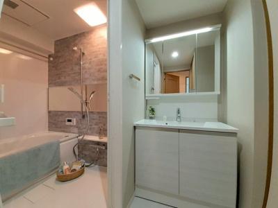【浴室】メゾン北浦和