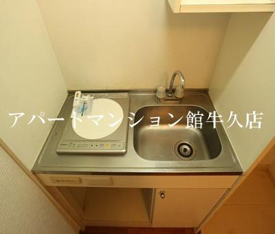【キッチン】チェリーガーデン