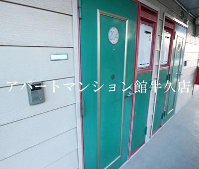 【玄関】チェリーガーデン