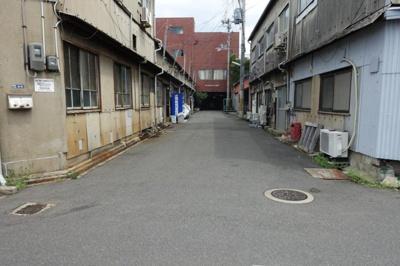 【周辺】新喜多1丁目貸貸工場・倉庫