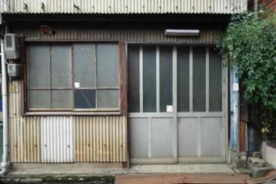 【外観】新喜多1丁目貸倉庫