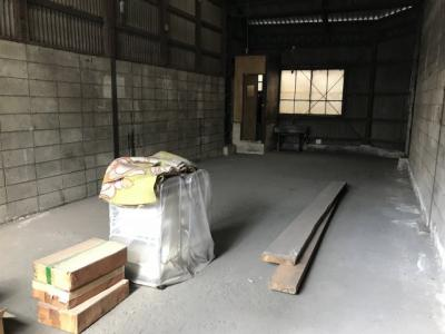 【内装】新喜多1丁目貸倉庫