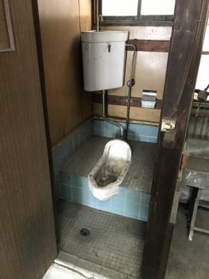 【トイレ】新喜多1丁目貸貸工場・倉庫