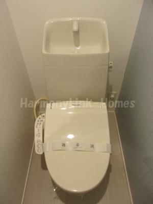 プリマルーチェのトイレです