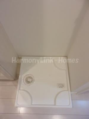 プリマルーチェの室内洗濯機置き場