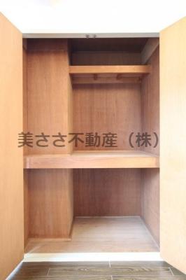 【収納】カーサ西八王子