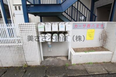 【エントランス】カーサ西八王子