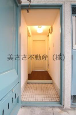 【玄関】カーサ西八王子