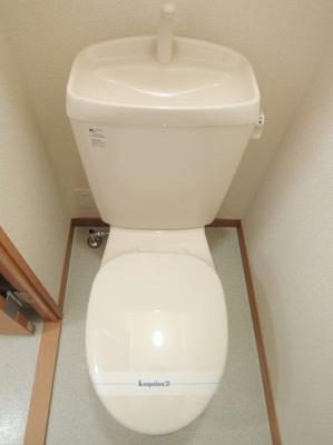 独立トイレ.