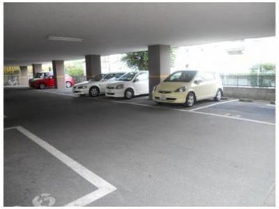 【駐車場】ジュネス帯曲輪
