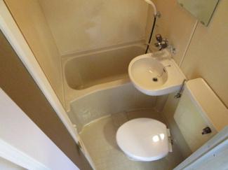 【浴室】カーサ余戸南