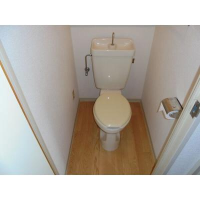 【トイレ】西宿ファミリーハイツ