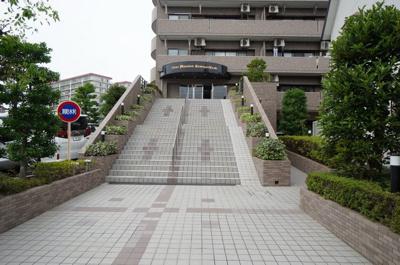 【エントランス】ライオンズマンション川口青木