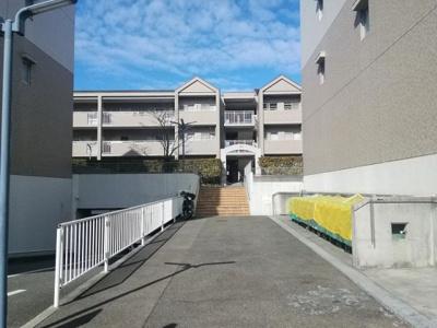 【外観】オークスクエア西神中央1番館