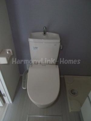 レジナガーデンのトイレ(別部屋参考写真)