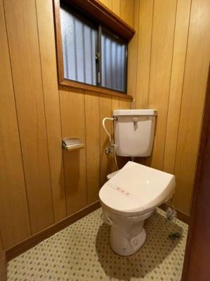 【トイレ】名谷町貸家