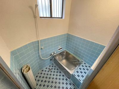 【浴室】名谷町貸家