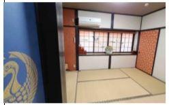 【和室】東福寺※ゲストハウス※
