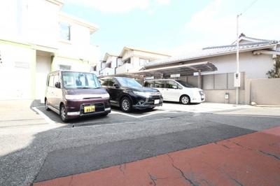 【駐車場】アンシャンテ