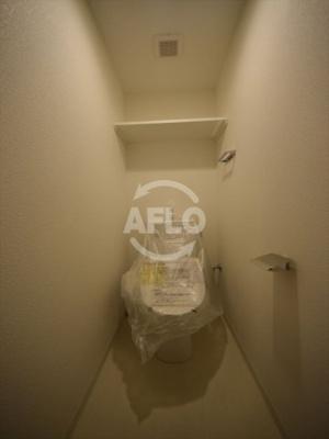 ジアコスモ難波南 トイレ