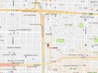 【外観】ユーカ心斎橋東