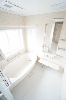 【浴室】おゆみ野南戸建
