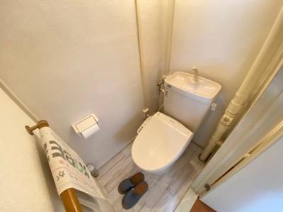 【トイレ】上高丸厚生年金住宅3号棟