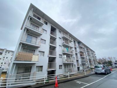 【外観】上高丸厚生年金住宅3号棟