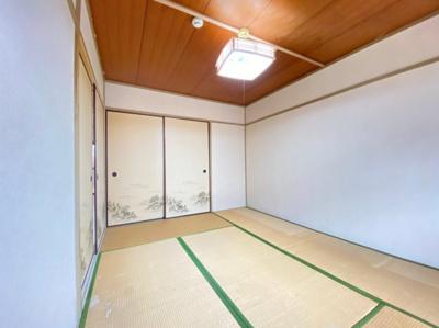 【寝室】上高丸厚生年金住宅3号棟