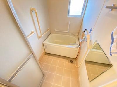 【浴室】上高丸厚生年金住宅3号棟