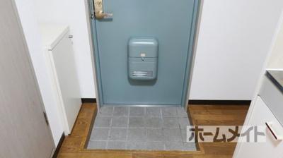 【玄関】ジュネス帯曲輪 ホクセツハウス株式会社