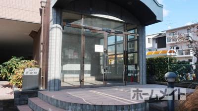 【エントランス】ジュネス帯曲輪 ホクセツハウス株式会社