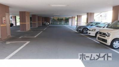 【駐車場】ジュネス帯曲輪 ホクセツハウス株式会社