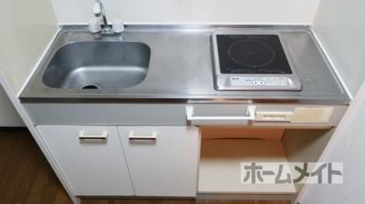 【キッチン】ジュネス帯曲輪 ホクセツハウス株式会社