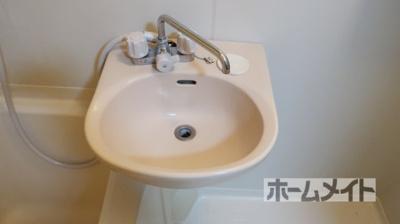 【洗面所】ジュネス帯曲輪(オビクルワ)