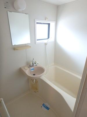 【浴室】ルーム緑ノ丘