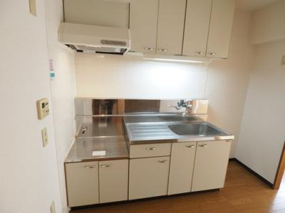 LDK 約12.3帖 ガスコンロ設置可能キッチン