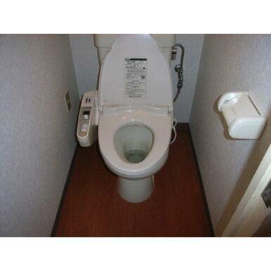 【トイレ】さがみ野パークハイツB棟