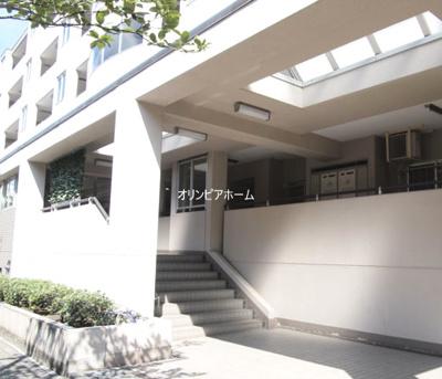 【外観】コンドミニアム小松川五番館 3階 リ ノベーション済 1993年築