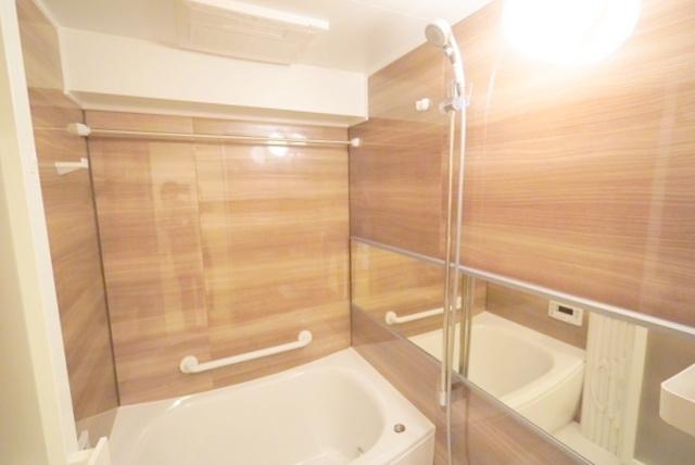 【浴室】藤沢市鵠沼花沢町 藤沢駅前ハイム502
