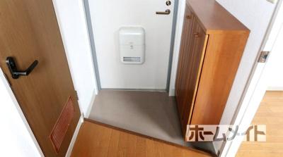 【玄関】エクセレント高槻