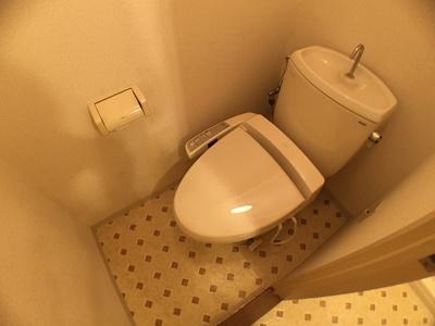 【トイレ】カサノブレ