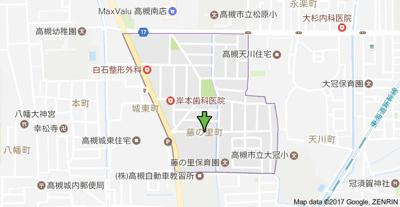 【地図】寿賀マンション