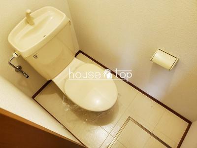 【トイレ】ハイコート西宮