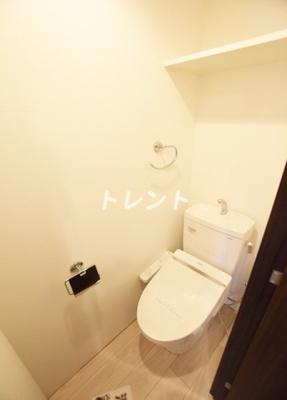 【トイレ】リーガランド早稲田